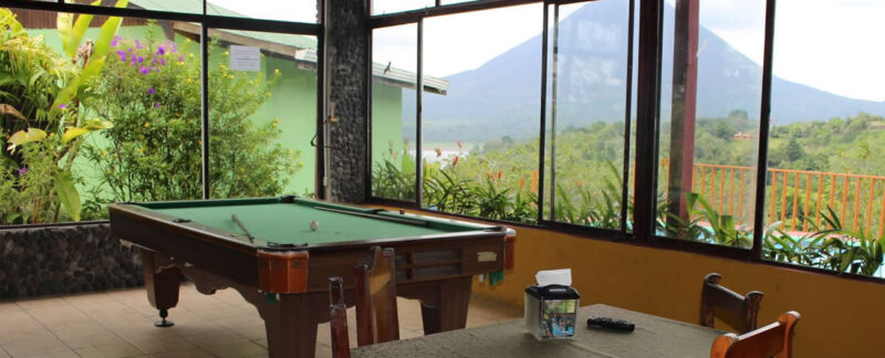 Hotels in Arenal Volcano Costa Rica